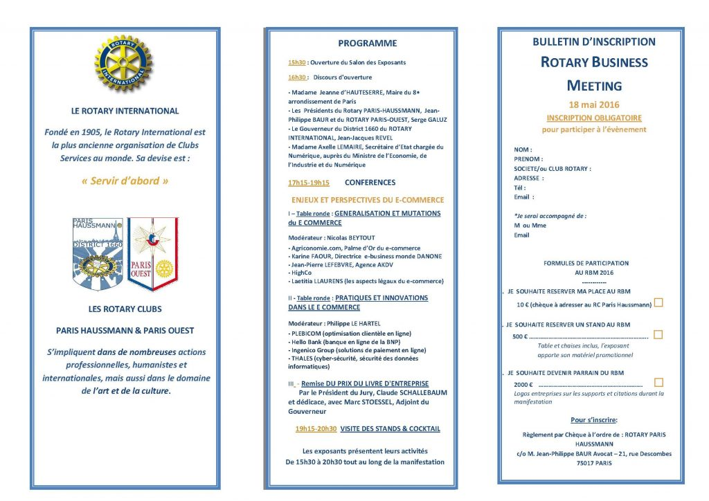 Flyer Rotary Business Meeting2016 Projet au 14 03 2016_Page_1