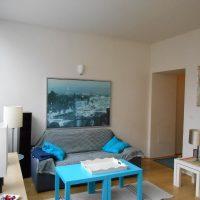 Location meublée appartement 60 m² rue Robert Lindet Paris 15 ème