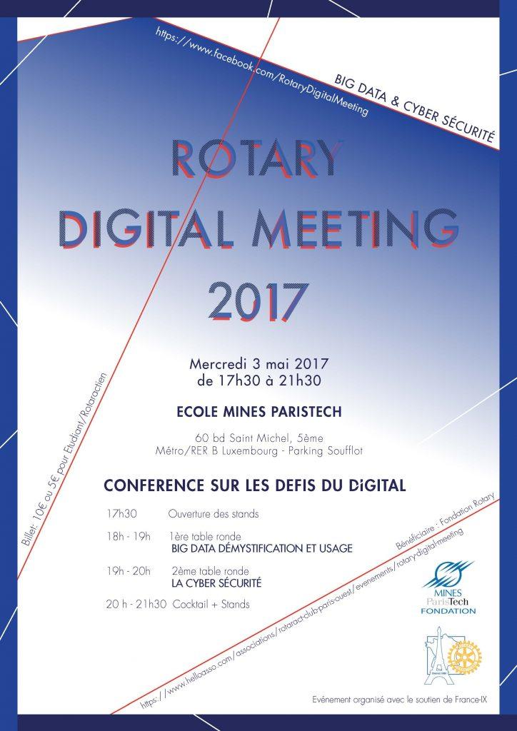 Affiche RDM 3 mai 2017