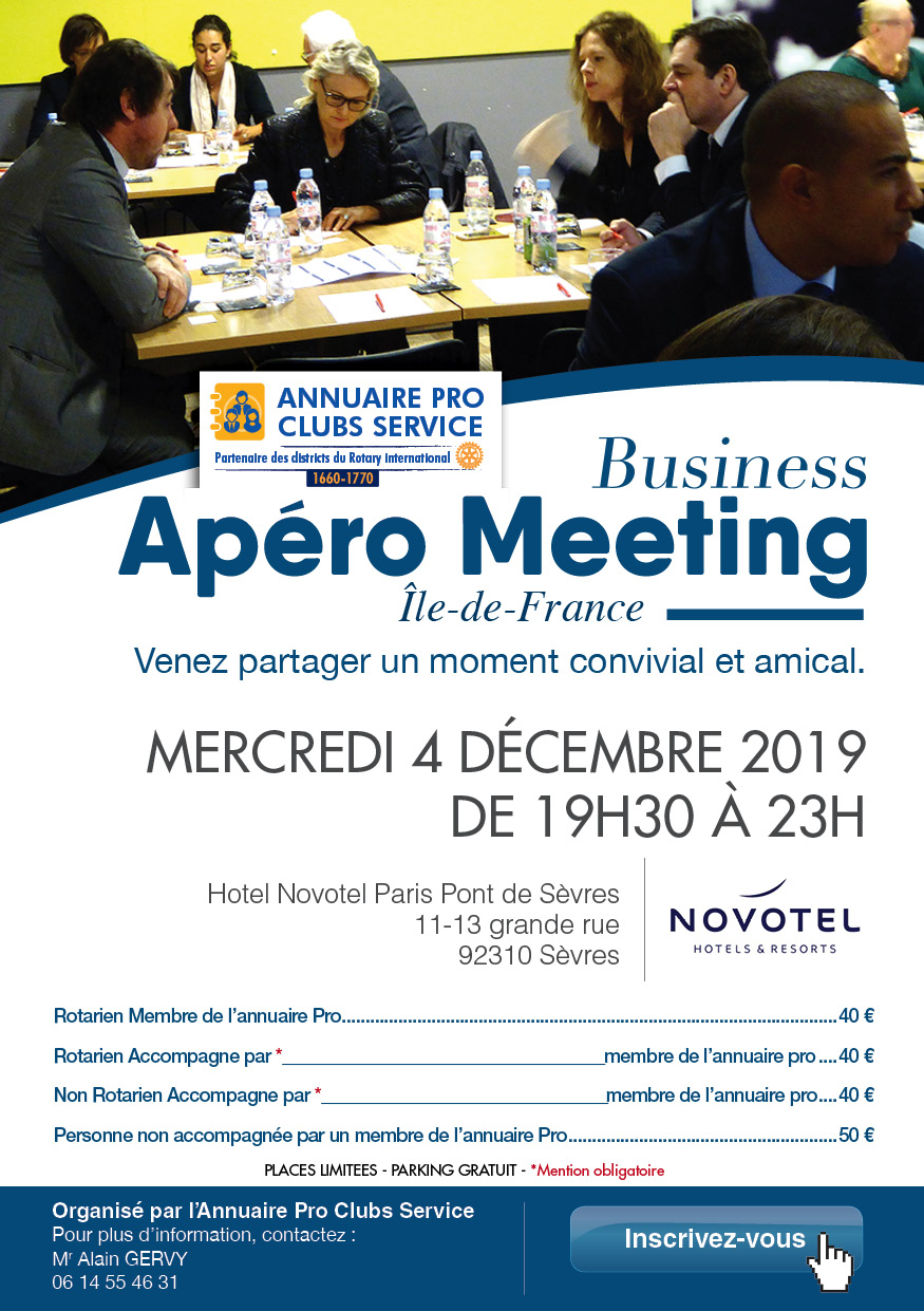 apero meeting invit 4 dec 19 - 2